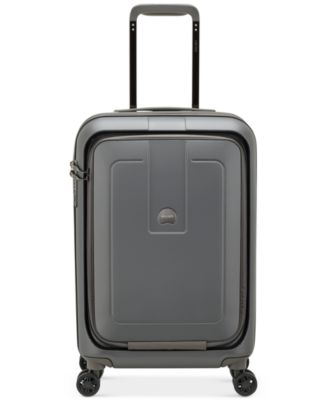 "Image of Delsey Helium Shadow 4.0 21"" Hardside Spinner Suitcase, Only at Macy's"