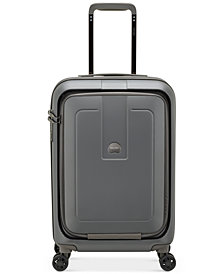 "CLOSEOUT! Delsey Helium Shadow 4.0 21"" Hardside Spinner Suitcase, Created for Macy's"