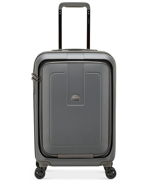 """Delsey CLOSEOUT! Helium Shadow 4.0 21"""" Hardside Spinner Suitcase, Created for Macy's"""