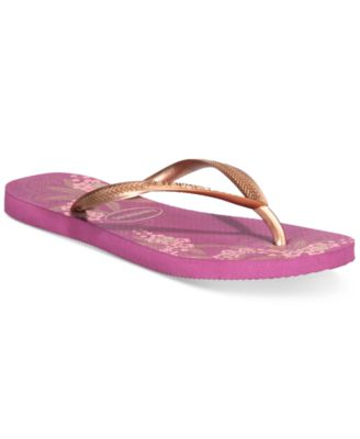 Image of Havaianas Women's Slim Organic Flip-Flop Sandals