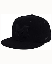 Nike Michigan Wolverines New Day True Snapback Cap