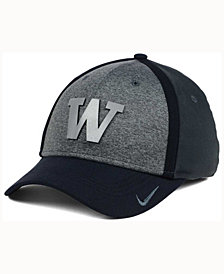 Nike Washington Huskies Heather Stretch Fit Cap