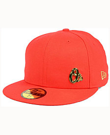 New Era Baltimore Orioles Flawless OGold 59FIFTY Cap