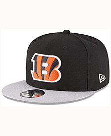 New Era Cincinnati Bengals Heather Vize MB 9FIFTY Cap