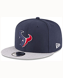 New Era Houston Texans Heather Vize MB 9FIFTY Cap