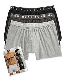 Men's 3 Pack Boxer Briefs