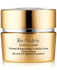Re-Nutriv Ultimate Lift Regenerating Youth Eye Creme, 0.5-oz.