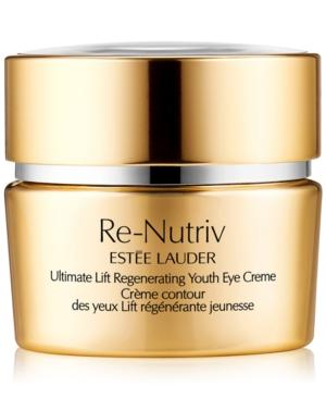 Estee Lauder Re-Nutriv Ultimate Lift Regenerating Youth Eye