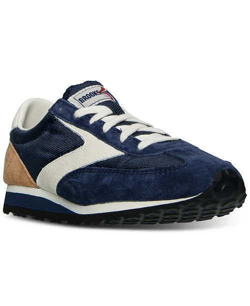 deff2489eff ... Brooks Women s Vanguard Heritage Casual Sneakers from Finish ...