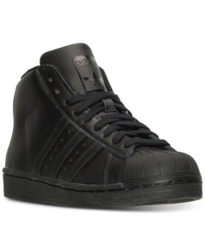 adidas Big Boys' Pro Model Casual Sneaker from Finish Line