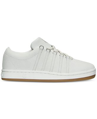 K Swiss Women S The Classic 88 P Casual Sneakers From Finish Line