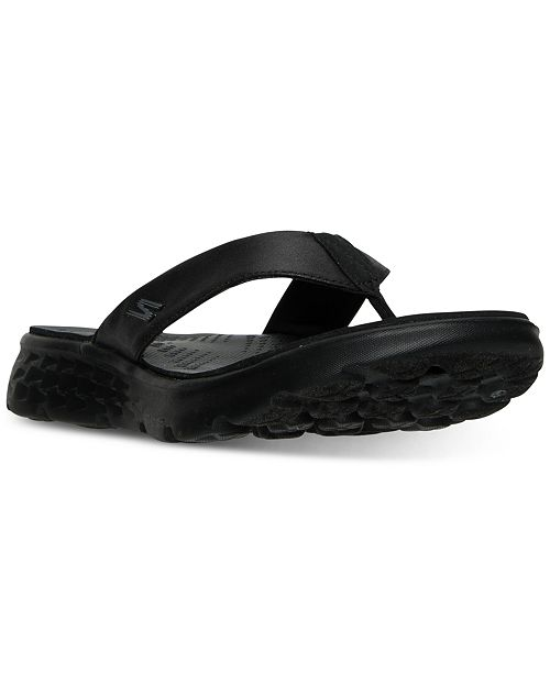 73865322a79 ... Skechers Men s On The Go 400 - Vista Comfort Thong Sandals from Finish  ...
