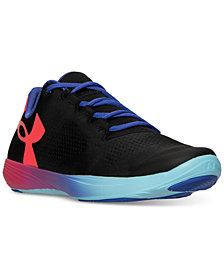 Under Armour Big Girls'  Street Precision Low Running Sneakers from Finish Line