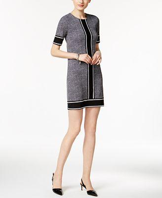 MICHAEL Michael Kors Printed Shift Dress