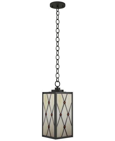 Dale Tiffany Ory Glass Mini Pendant
