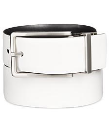 Calvin Klein Men's Reversible Leather Belt