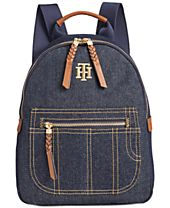 Tommy Hilfiger Esme Small Denim Backpack