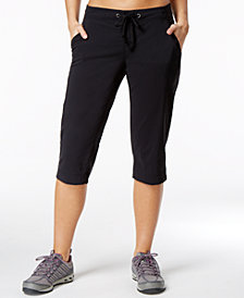 Columbia Anytime Casual™ Omni-Shield™ Mid-Rise Capri