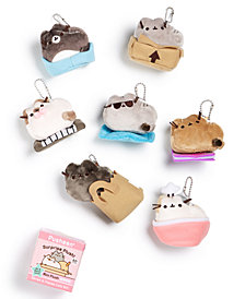 Gund® Pusheen Places Cats Sit Boxed Plush