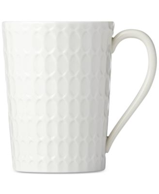 Entertain 365 Sphere Collection AM/PM Mug, Created for Macy's