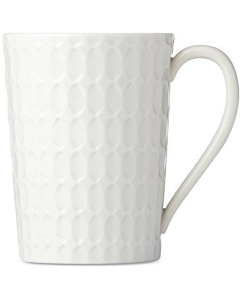 Lenox Entertain 365 Sphere Collection AM/PM Mug, Created for Macy's
