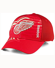 Reebok Detroit Red Wings 2nd Season Flex Cap