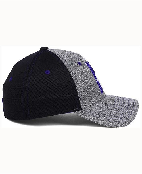 Zephyr. Northwestern Wildcats Graphite Stretch Cap. Be the first to Write a  Review. main image ... 24427eb20a27