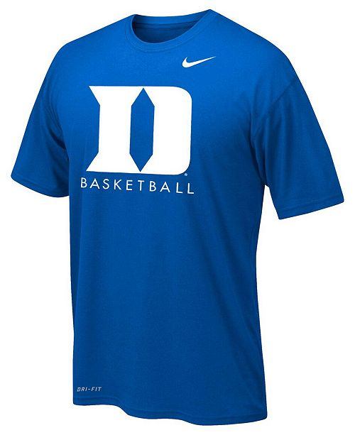 c3c8dbb2e6 Nike Duke Blue Devils Basketball Legend Logo T-Shirt, Big Boys (8-20 ...