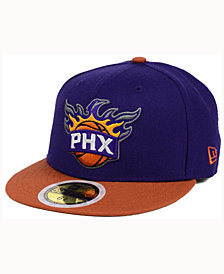 New Era Kids' Phoenix Suns 2-Tone Team 59FIFTY Cap