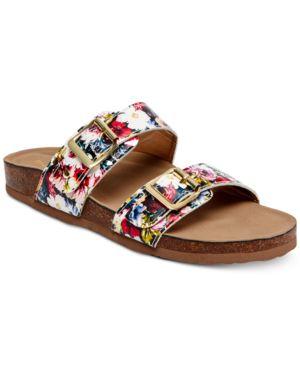 Madden Girl Brando Footbed Sandals Women