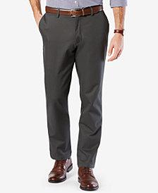Dockers Men's Stretch Athletic-Fit Clean Khaki Pants
