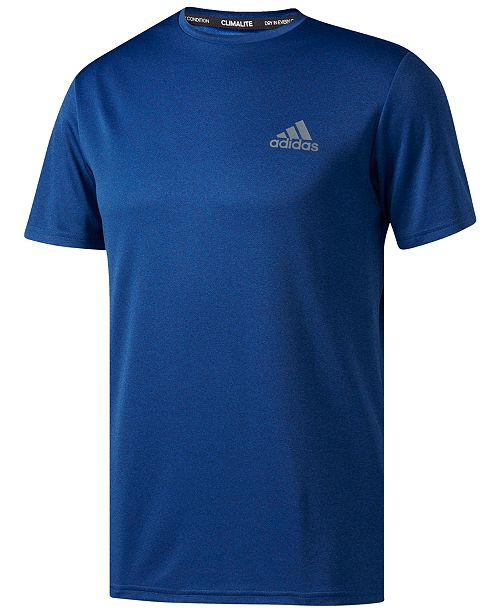 d3363399 adidas Men's Essential Tech T-shirt & Reviews - T-Shirts - Men - Macy's