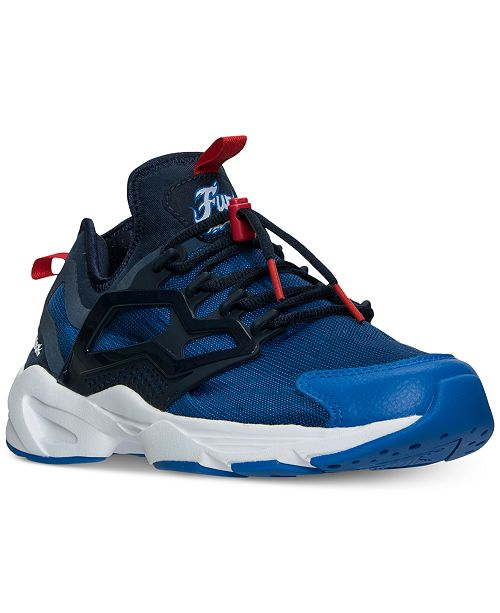 7f60d932999 Reebok Men s Fury Adapt UC Casual Sneakers from Finish Line ...