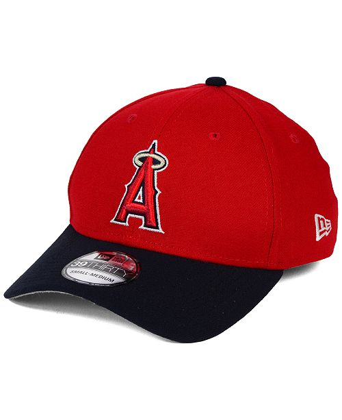 purchase cheap 42e64 e802d Los Angeles Angels of Anaheim Core Classic 39THIRTY Cap ...