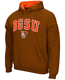 Colosseum Men's Bowling Green Falcons Arch Logo Hoodie