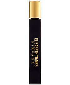 Elizabeth and James Nirvana Black Eau de Parfum Rollerball, 0.34 oz