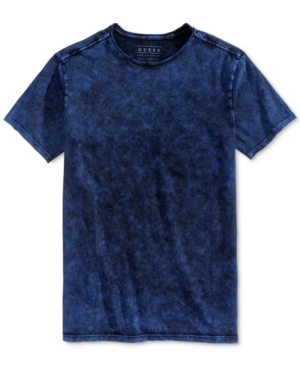 Guess Men's Gunnarson Mineral-Wash T-Shirt