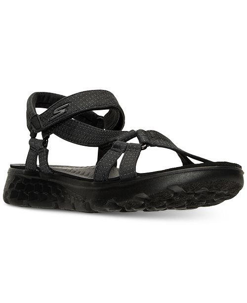 71b7a79072fb Skechers Women s On The Go - Radiance Sandals from Finish Line ...