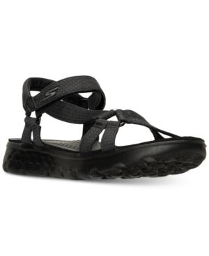 Skechers Women's On The Go - Radiance Sandals from Finish Li