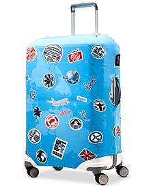 Landmark Medium Luggage Cover