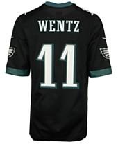 the best attitude 90672 0a64d Carson Wentz NFL Fan Shop: Jerseys Apparel, Hats & Gear - Macy's