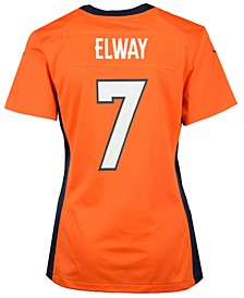 Women's John Elway Denver Broncos Game Jersey