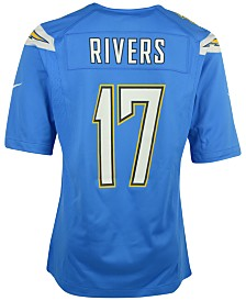 Nike Men's Phillip Rivers Los Angeles Chargers Game Jersey
