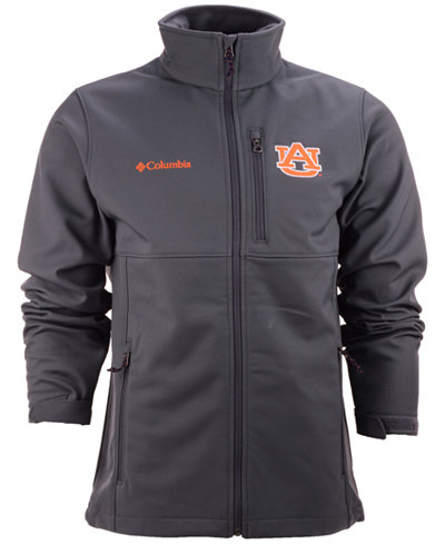 Columbia Men's Auburn Tigers Ascender Softshell Jacket