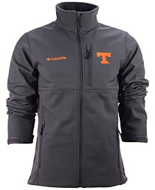 Columbia Men's Tennessee Volunteers Ascender Softshell Jacket