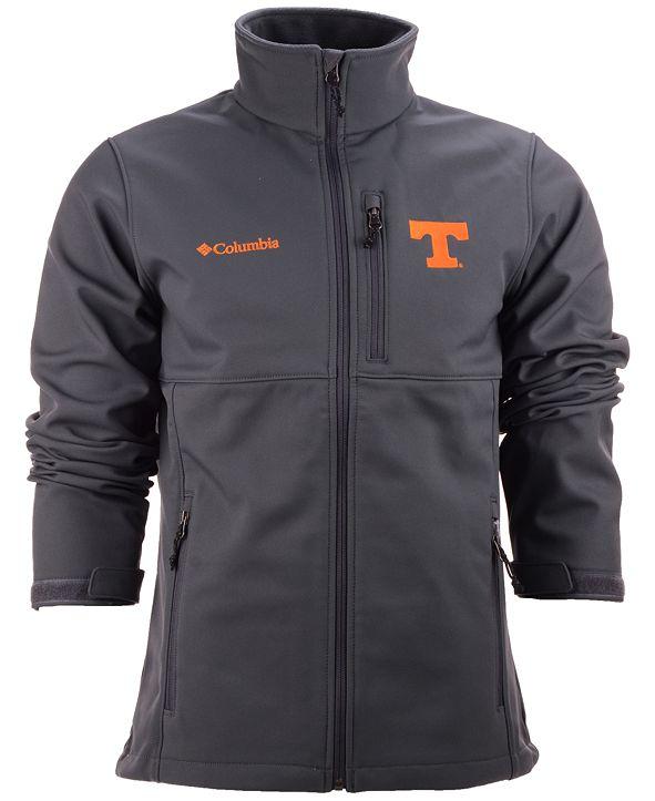 Columbia Men's Tennessee Volunteers Ascender Softshell Jacket