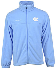 Columbia Men's North Carolina Tar Heels Flanker Full-Zip Jacket