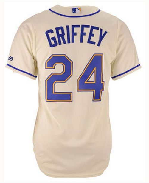 sale retailer 858de e9379 Ken Griffey Jr. Seattle Mariners Cooperstown Jersey, Big Boys (8-20)