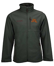 Men's Minnesota Golden Gophers Ascender Softshell Jacket