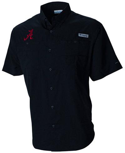 Columbia Men's Alabama Crimson Tide Tamiami Shirt